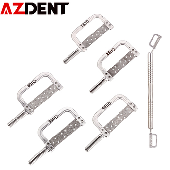 1 PC Dental Orthodontic Interproximal Enamel Reduction Automatic Strip 15 HD To 90 HD  Interproximal Enamel Reduction Handle IPR