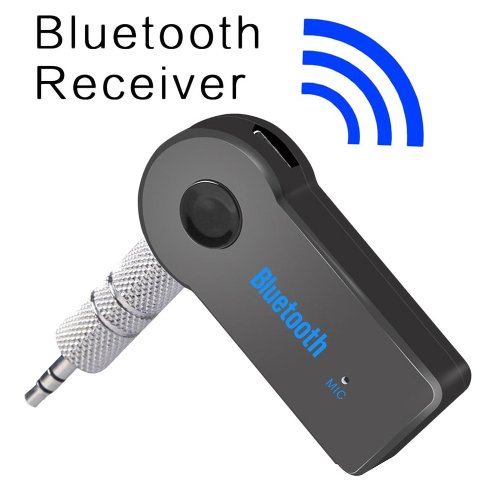 Wireless Bluetooth 4.0 Receiver Transmitter Adapter 3.5mm Jack For aux Car Music Audio Aux Headphone Reciever Handsfree