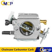 CMCP 372XP Motosserra Carb Carburador Para Husqvarna 362 365 371 372 Motosserra Walbro HD-12 HD-6 5032818-01 503 28 32-03