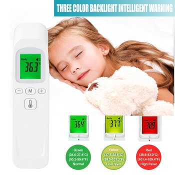 Non-contact Digital Thermometer Infrared temperature infrared temperature meter Digital temperature gun LCD Display termometro digital lcd infrared temperature gun non contact gun infrared ir temperature gun meter termometro temperature test tool