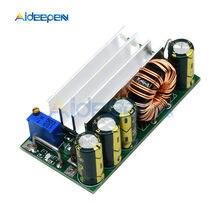 Fuente de alimentación de CC, módulo reductor automático AT30, reemplazo de XL6009, DC-DC, 4-30V a 0,5-30V