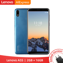 Global Version Lenovo A5S A5 S MTK6761 Quad core 5.45 inch Smartphone 2GB 16GB ROM Android P Face ID 4G Cellphone
