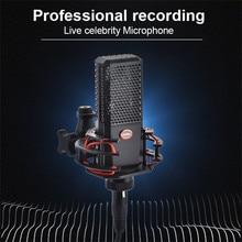 420Pro профессиональный конденсаторный микрофон комплект полный набор для студийной записи микрофон конденсатор микрофон караоке домашний компьютер