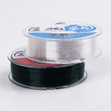Germany Import Raw Silk Sturgeon Line Big Things/Giants/Black Mainline Strands Nylon Thread 100 M Large Size Fish(China)