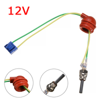 1pc 12V 88W-98W Auto Car Truck Boat Parking Heater Ceramic Pin Glow Plug For Air for Auto Parking Heater Parts