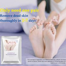 Foot Mask Foot Skin Care Mask Dead Skin Removal Foot Whitening Moisturizing Mask Foot Film Exfoliation Removal Mask