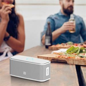 Image 5 - דוס SoundBox מגע ורוד Bluetooth רמקול 2*6W נייד אלחוטי רמקולים סטריאו צליל תיבת עם בס Parlante bluetooth טור
