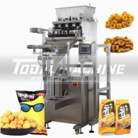 Good Quality Automatic Multi-heads Weigher Food Granule Packing Machine