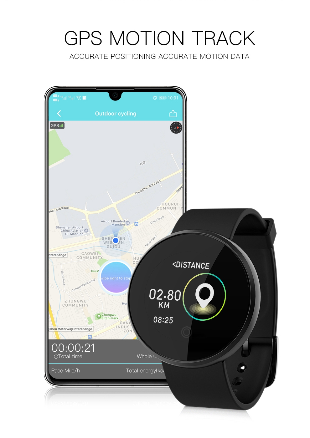 Hb7c0fd93951641ebaae5559086f42302r SKMEI Men Smart Watch Heart Rate Sleep Monitor GPS