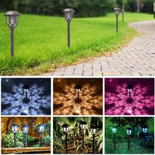Solar Pathway Lights Outdoor LED Solar Powered Garden Lights for Lawn, Patio, Yard, Walkway, Driveway
