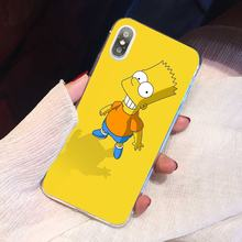 Para HTC One X9 M7 M8 A9 M9 M10 E9 Mais Desejo 630 530 626 628 816 820 830 Macio TUP Silicone Mobile Phone Caso Homer Simpson(China)
