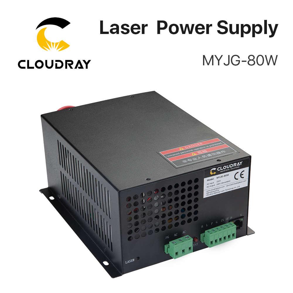 Cloudray 80W CO2 Laser Netzteil für CO2 Laser Gravur Schneiden Maschine MYJG-80W kategorie