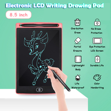 LCD Writing Tablet 8.5 inch Digital Drawing Electronic Handwriting Pad Message G