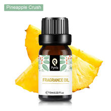 Pyrrla 10ml Pineapple Crush Fragrance Oil For Aromatherapy Air Fresh Orange Blos