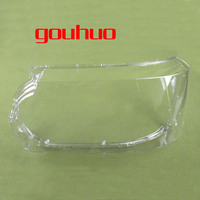 For Land Rover Range Rover Executive Edition 10 12 Headlight Transparent Cover Lampshade Cover Headlamp Shell 1pcs
