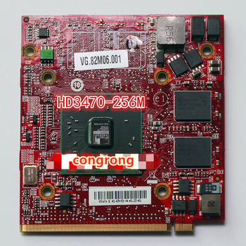 For ACER 4520 4720 5920 5520 7720 5930G VG.8PG06.005 Laptop graphics Card VGA Video Card HD3400 HD3470 256MB 216-0707009