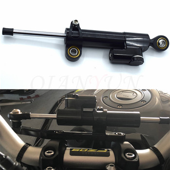 Universal Motorcycles Adjustable Steering Stabilize Damper for KTM 990 SupeRDuke ADVENTURE 1050 990 SMR/SMT 690 Enduro R 990 SM