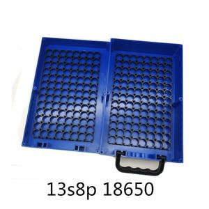 Image 2 - 48V 60V 72V 20Ah 12Ah Contenitore di Batteria Al Litio 18650 Li Ion Cellulare Pack Custodia Borsette Holder FAI DA TE EV eBike E Bike ABS