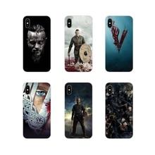 For Huawei G7 G8 P7 P8 P9 P10 P20 P30 Lite Mini Pro P Smart Plus 2017 2018 2019 Accessories Phone Cases Covers Vikings Series