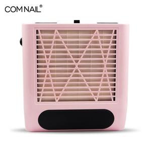 Мощный пылесос для маникюрного вентилятора, оборудование для салонов, всасывающий пылесборник, пылесос, вентилятор для ЕС/США