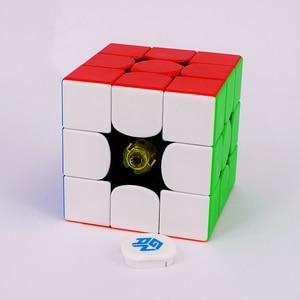 Image 2 - مكعب سحري 3x3x3 من GAN356RS مكعب 3x3 مكعبات السرعة GAN356 RS 3x3x3 لغز مكعب غان 356RS كوبو ماجيكو