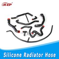 R EP Turbo Hose for Golf MK3 Intake Coolant Radiatore Engine Kit Silicone Jetta MK3 A3 VR6 2.8 2.9 AAA ABV Car Accessories