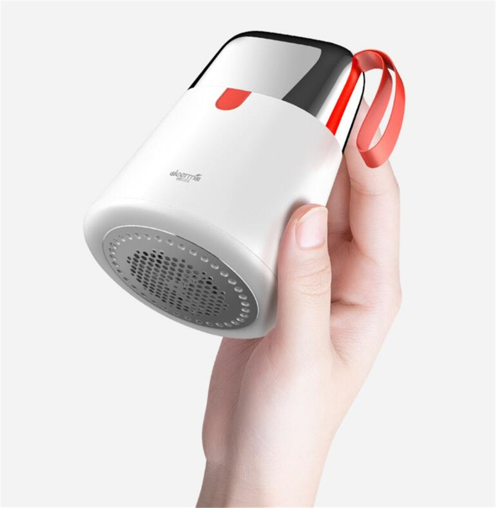 New Xiaomi Deerma Portable Lint Remover Hair Ball Trimmer Sweater Remover 7000rmin Motor Trimmer Double head design USB charge (16)