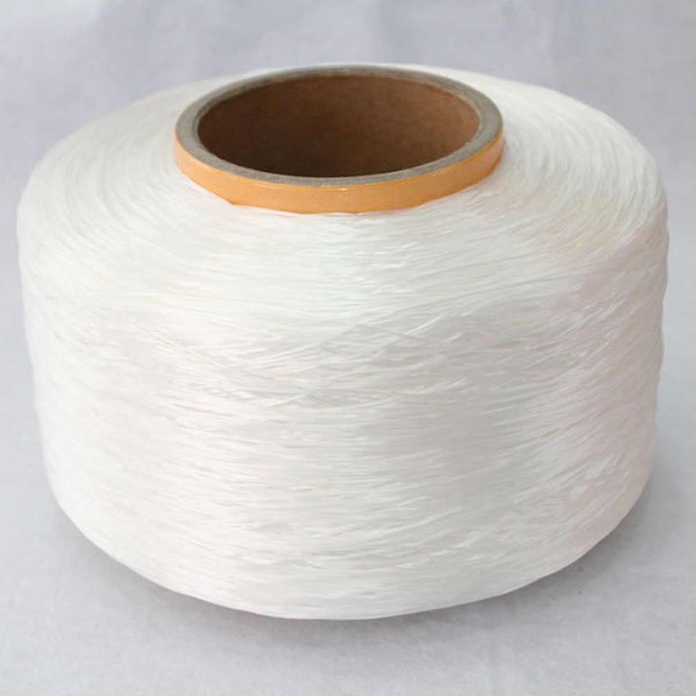 Oblate elastyczna linia Stretching frezowanie 10 m/rolka 0.8MM drut Stretch Cord elastyczna linia DIY tworzenia biżuterii akcesoria