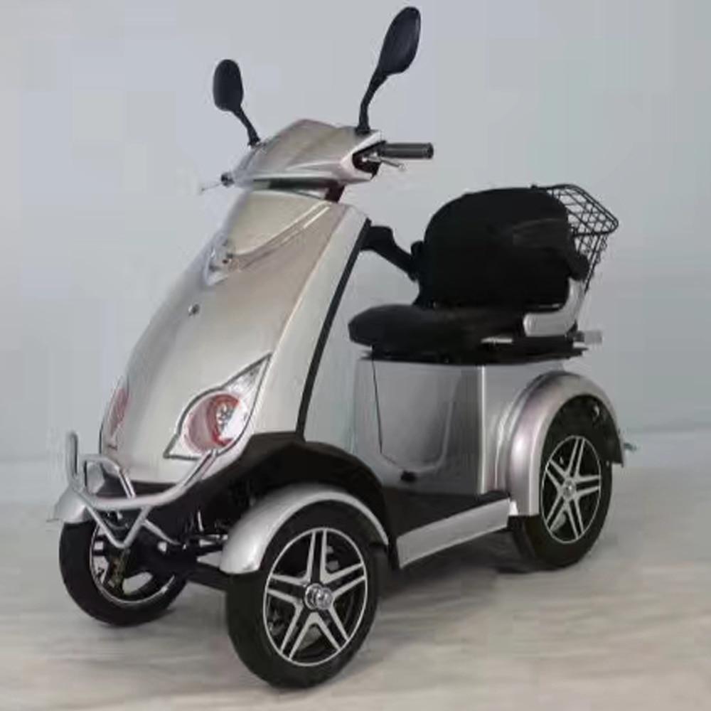 Four wheel mobility scooter senior citizen mobility scooter luxury electric mobility scooter adult electric mobility scooter