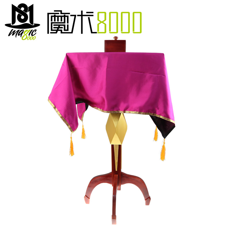Floating Table With Anti Gravity Vase Carrying Case Magic Tricks Amazing Stage Magic Gimmick Floating Fly Magia For Magicians
