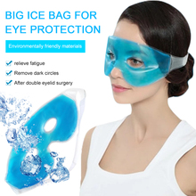 Eye Mask Sleep Mask Cooling Cooling Ice Eye Mask Fatigue Relief Remove Dark Circles Cold Eyes Care Relaxing Maquillaje TSLM2