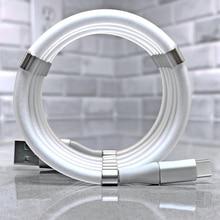 Corda magica di Cavo per il iPhone Samsung Hauwei Xiaomi LG Magnetico Automaticamente Magico A Scomparsa Corda Cavo Dati Micro USB di Tipo C