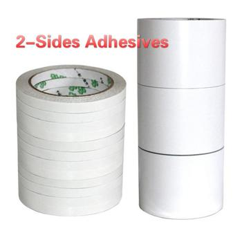 1X Super Sticky Double-sided Adhesive High Quality Durable Easy Operate Melt Tape Phone Stationery Repair Home 2-Sides Adhesives image