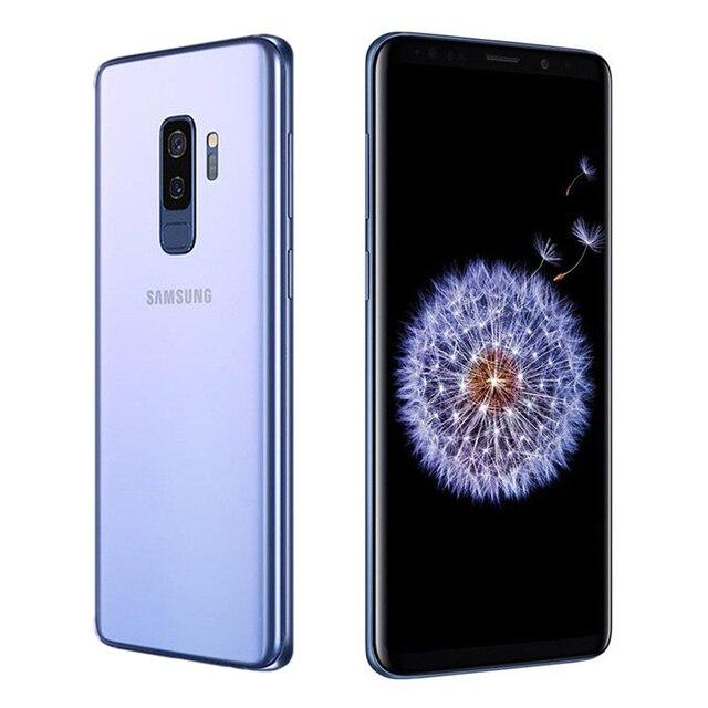 "Samsung Galaxy S9+ Duos S9 Plus G965FD Global V Dual Sim Original Mobile Phone Exynos Octa Core 6.2"" Dual 12MP 6GB&256GB NFC 4"