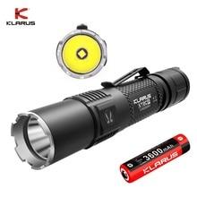 2020 KLARUS XT2CR Rechargeable Tactical Flashlight CREE XHP3