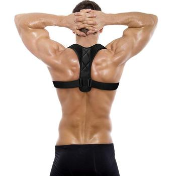 Posture Corrector & Back Shoulder Support Clavicle Support Brace for Women and Men