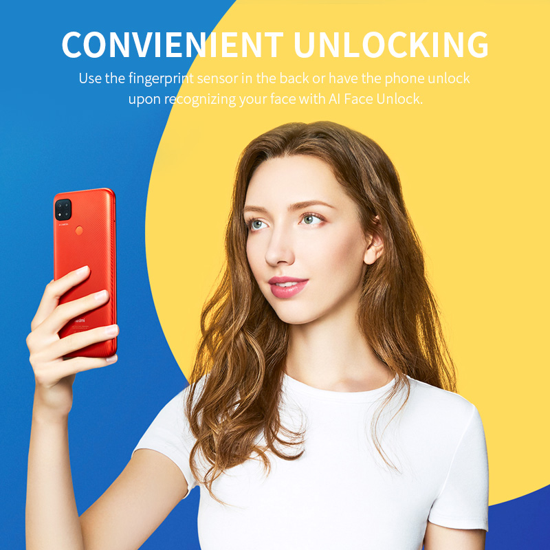 Xiaomi Redmi 9C Global Version SmartPhone