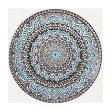 Classic Mandala 5D Special Shaped Diamond Painting Embroidery Needlework Rhinestone Crystal Cross Crafts Stitch Kit DIY