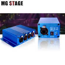 цена на Art-net Console DMX Artnet Controller PC USB interface DMX 1024 led stage light controller
