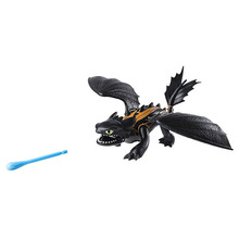 923cm Dragon Toothless Action figure Light Fury Toothless Toys For Children's Birthday Gifts printio toothless dragon wall stickers