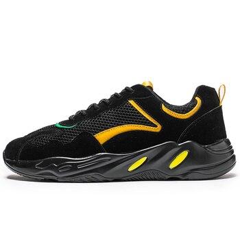2019 New Genuine Sneakers Men Women Designer Chunky Shoes Breathable Platform Shoes Unisex Shoes Sock Footwear Dad