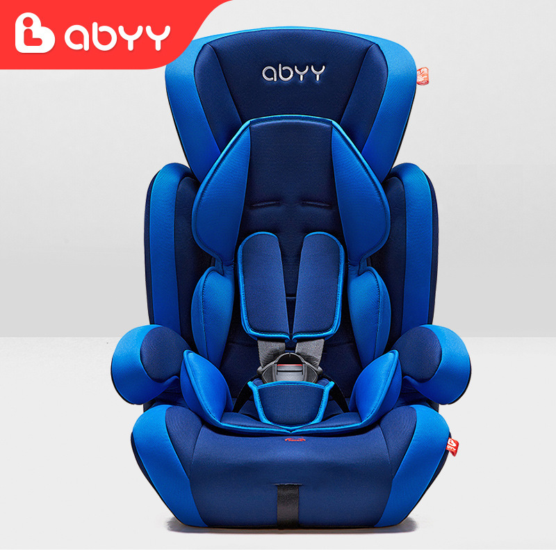 0020 Ebay baby portable car simple seat child safety seat car for 9 months to 12 years of age