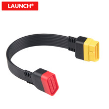 Launch OBD2 Extension Cable for X431 V/V+/PRO/PRO 3/Easydiag 3.0/Mdiag/Golo Main OBDII Extended Connector 16Pin male to Female(China)