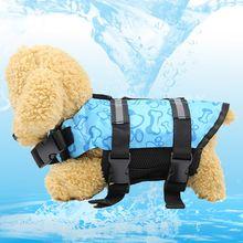 Gilet de sauvetage pour animaux de compagnie, gilet de sauvetage pour petits, moyens et grands chiens, chiot, formation à la natation, vêtements de sécurité, flotteur