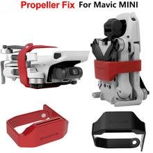 Mavic мини пропеллеры фиксатор протектор пропеллер держатель стабилизаторы для DJI Mavic мини аксессуары
