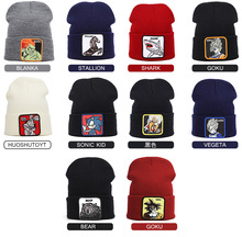 Hot Selling Knitted Beanies Hat For Men Women Warm Knit Winter Unisex Cotton Skullies Hip Hop Cap