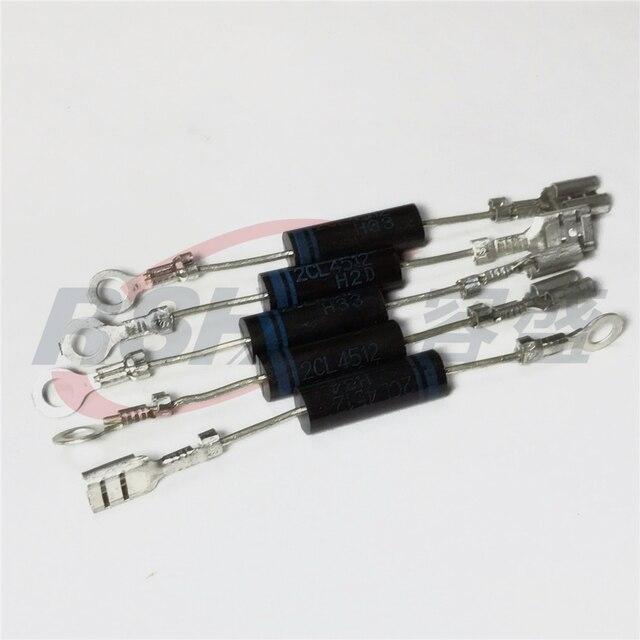 10 stks/partij NIEUWE ORIGINELE 2CL4512 L4512 CL4512 4512 magnetron hoge druk vrijloopdiode