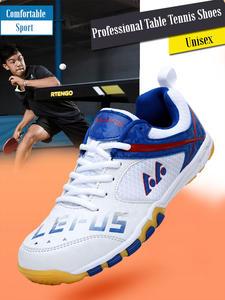 Sneakers Women Table-Tennis-Shoes Sport-Shoe Training Professional Unisex Anti-Slippery