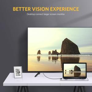 Image 3 - Câble Ugreen DVI DVI D câble vidéo mâle à mâle 2K DVI D 24 + 1 adaptateur double liaison 1m 2m 5m 10m 15m pour projecteur HDTV Cabo DVI D