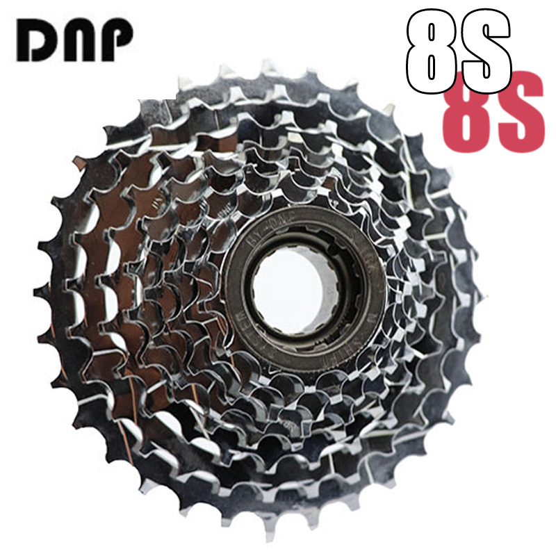 One Speed 18 Teeth Freewheel Chain Sprocket Mountain Bike Replacement Accessory